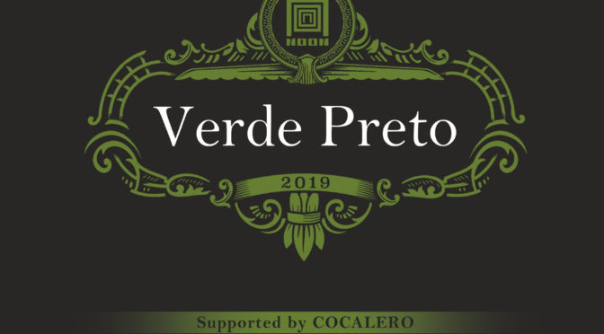 """Verde Preto-""""NEW YEARS SESSION"""" Supported by COCALERO-"""